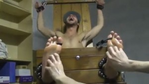 Claudio Gets Extreme Tickle Torture