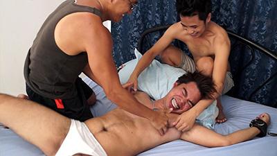 Foot Tickling Danilo