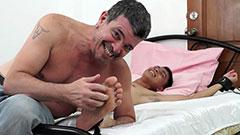 tickle toy boy Vahn