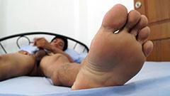 Argie's Asian Boy Feet