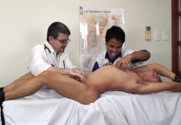 Kinky Doctor Tickles Feet