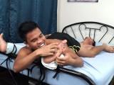 Hot Ticklish Twink Simon